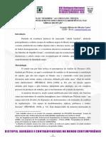 DE CABELOS BOMBRIL AO ORGULHO CRESPO - MEMÓRIA, ACONTECIMENTO DISCURSIVO E RESISTENCIA NAS MÍDIAS DIGITAIS(1)