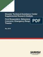 supplementalresearchbulletin-firstresponders-may2018