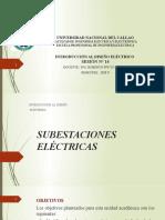 SESION N° 14 SUBESTACIONES ELECTRICAS.pptx