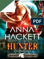 12. Hunter - Galatic Gladiadors - Anna Hacket - Exclusive Stars Books.pdf