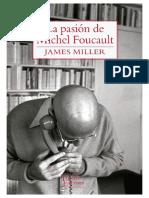 La pasión de Michel Foucault-James Miller.pdf
