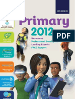 Primary 2012 Catalogue