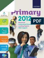 Primary 2012 Catalogue