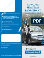 private-car-package-policy