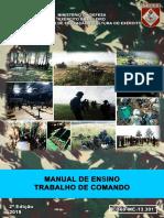 EB60-ME-13.301 TRABALHO DE COMANDO 2ª Edição 2019