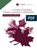 Técnico en gestión de residuos Urbanos, especiales e industriales-EUDE
