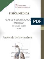 GASES 2 - Física Médica 2016