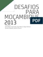 Desafios Para Moçambique 2013 - IESE.pdf