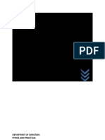 Sacramen of the Holy Communion in the Light of the Passover Meal