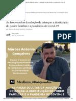 As faces ocultas da adoção de crianças_ a destituição do poder familiar e a pandemia de Covid-19.pdf