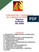 Expo brigadas - BRIGADAS DE EMERGENCIA