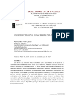 Predatory_Pricing_A_Framework_for_Analysis