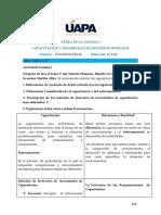 Tarea - 2- Capacitacion y Desarrollo R.H.