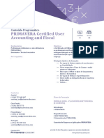 APG014_PRIMAVERA_Certified_User_Accounting_and_Fiscal