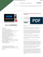Modello_ M8970 - Prova di tenuta continua settore GAS standard level M8970 - For Test