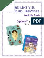 Lucas Lenz y el Museo del Universo CAP 2
