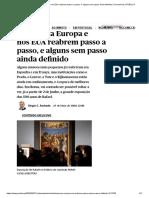 Museus na Europa e nos EUA reabrem passo a passo, e alguns sem passo ainda definido _ Coronavírus _ PÚBLICO