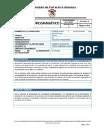Guía Formulación y evaluación de proyectos