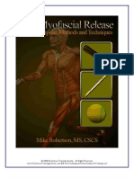 Self-Myofascial Release, Purpose, Methods and Techniques