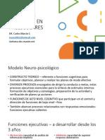 Funciones ejecutiva preescolar - resumen Dr. Carlos Marcín.pdf