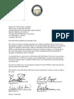 Republican Leadership Remove Speaker Request
