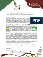 CE-006-20 ACUMULACIÓN CARTERA – APLAZAMIENTO DE SEMÁFOROS