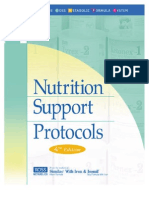 Book whole Ross Nutrition Support Protocol