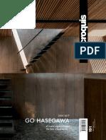 El Croquis 191 - Go Hasegawa 2005-2017