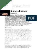 O Futuro Humano - Uma equação que não fecha -  Jornal da Unicamp 402