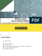 enlace_químico_parte I