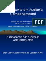 Auditoria Comportamental Treinamento.ppt