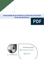 Clase 5 Toma de decisiones PDF