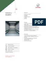 Schindler2600_ProductDataSheet_LAC_ESP