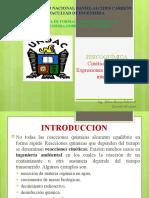3. Introducción a la cinetica química -expresiones de velocidad integrada.pptx