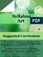 Syllabus ppt