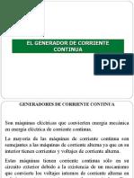 GENERADOR yY MOTOR DE CORRIENTE CONTINUA (VII)(VIII) - 2014-I