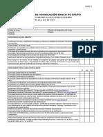 LV49-1 Listado Verificacion BANCO DE GRUPOS