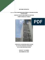 ANÁLISIS DE VULNERABILIDAD SÍSMICA Y REHABILITACIÓN