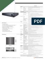 Samsung Wisenet DVR HRD-1642