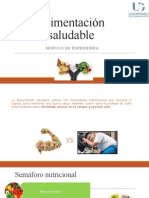 Alimentación saludable final