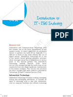 IT and ITeS- INtroduction