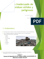 parte 1 Manejo inadecuado de los residuos sólidos y peligrosos (1)