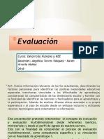 Evaluación multidimensional (1)