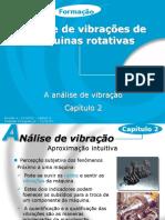 Análise de vibração de máquinas rotativas 3