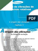 Análise de vibrações de máquinas rotativas 1