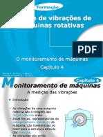 Análise de vibrações de máquinas rotativas