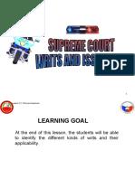 5.5 Writ Issuances-1