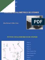 CEFALOMETRIA DE STEINER TRC