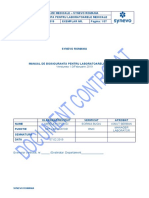 MANUAL DE BIOSIGURANTA PENTRU LABORATOARELE SYNEVO ROMANIA (1).doc