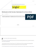 Workouts to Get Curves_ Exercises for a Curvy Body _ Fitness Blender